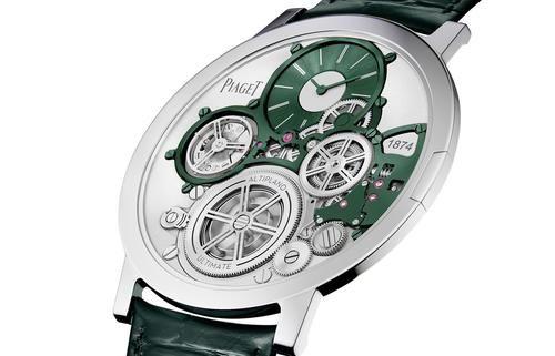 3款伯爵全新腕錶,戴上像春天一樣輕盈明媚