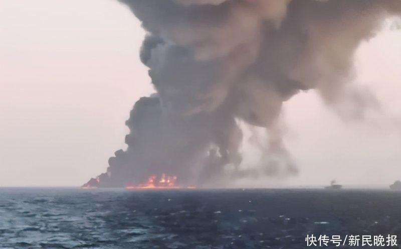 以在戈蘭高地對敘開火伊朗海軍最大軍艦沉沒