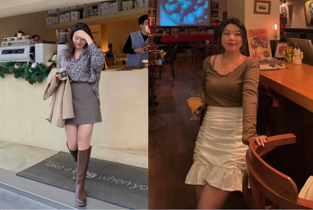 秋天 4套韩系穿搭模板!初秋照着这样穿,时髦又气质