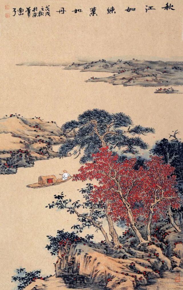 中国画:美在神、情、意、趣!