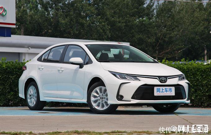 一汽豐田銷量超42萬輛,卡羅拉超15萬輛,皇冠陸放8月上市