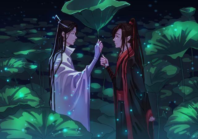 魔道祖师:江澄对父亲表面顺从实际反对,对母亲的观念则是顺从!