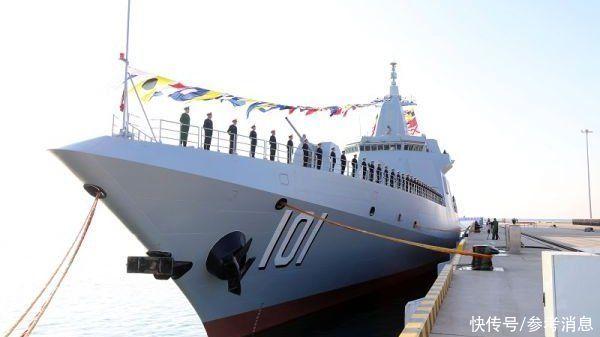 美媒評055型導彈驅逐艦為遼寧艦護航
