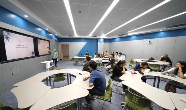 中国科大又一批智慧教室投入使用!