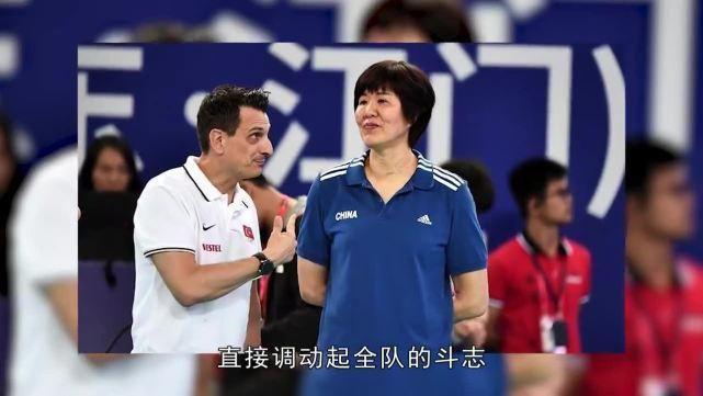 古德蒂創新土耳其女排雙陣容,非凡眼光可替郎平做中國女排主教練