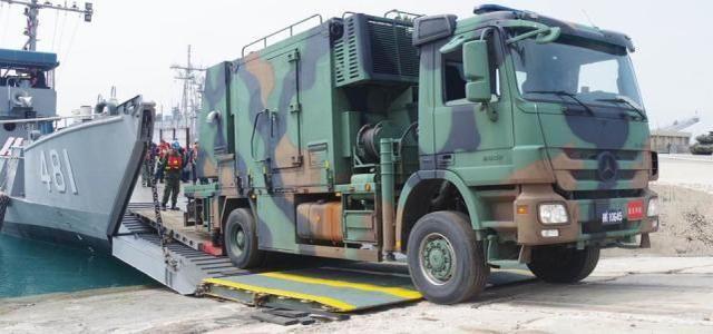 美媒:臺灣幹瞭一件大事,向澎湖偷運瞭一部探測殲-20用的雷達