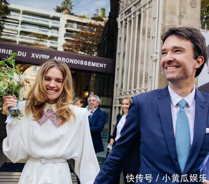 美女不愁嫁,拖五个娃等到法国男友,世界最富有继承人终于愿娶了